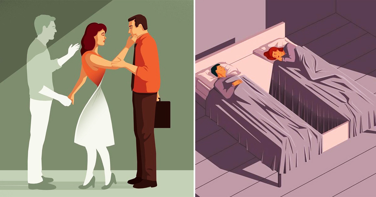 Artist's 25 Powerful Illustrations About Our Modern Society