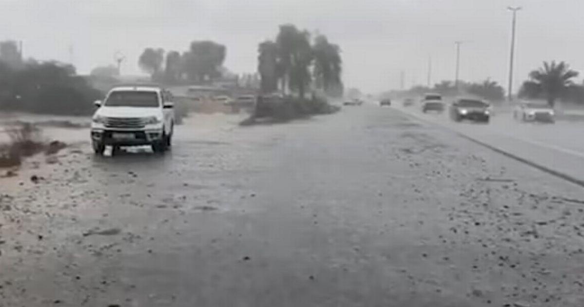 Dubai Makes Fake Rain Using Drones To Tackle 50°C Heatwave