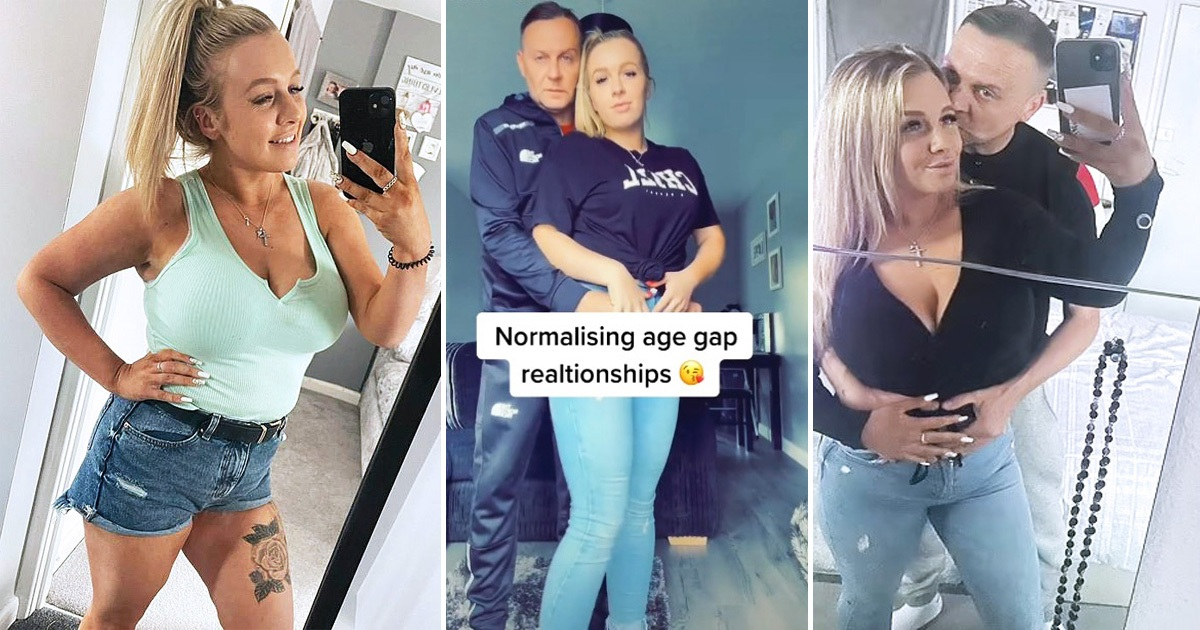 Woman, 26, Who Gets Asked If Her BF, 42, Is Her 'Granddad' Insists Cruel Remarks Make Them STRONGER