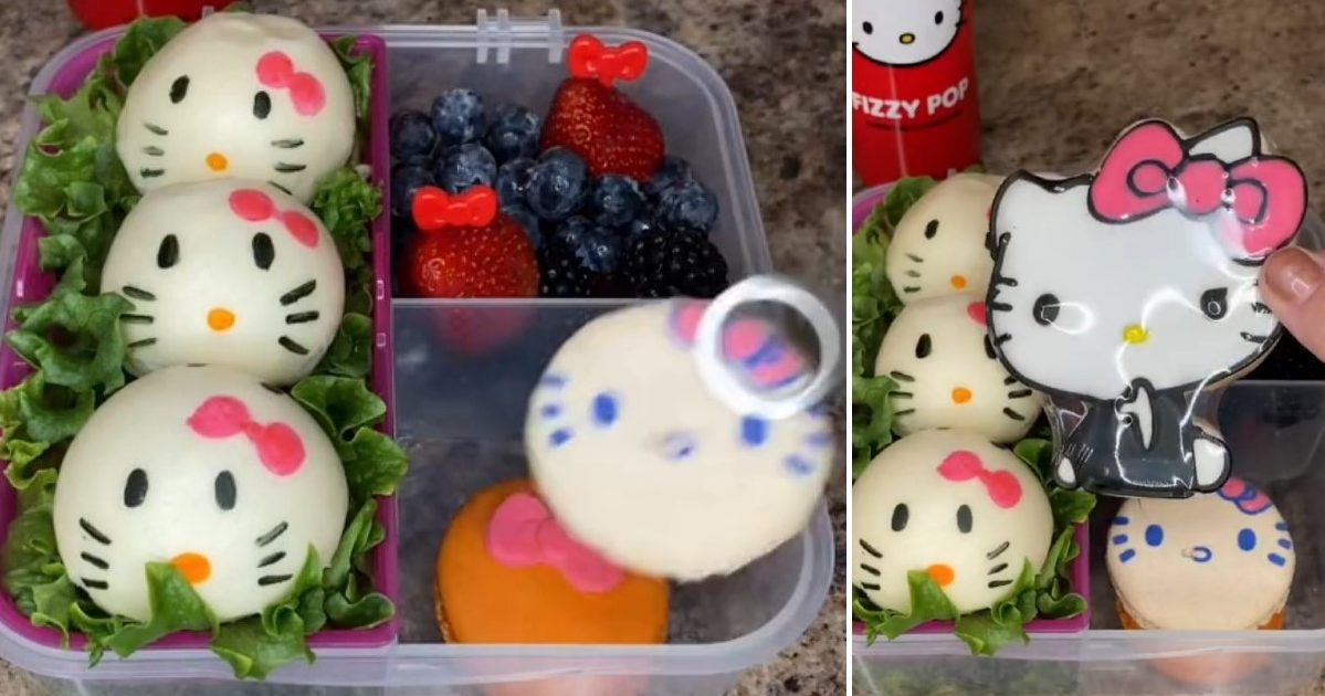 Viral cute lunch box makers.