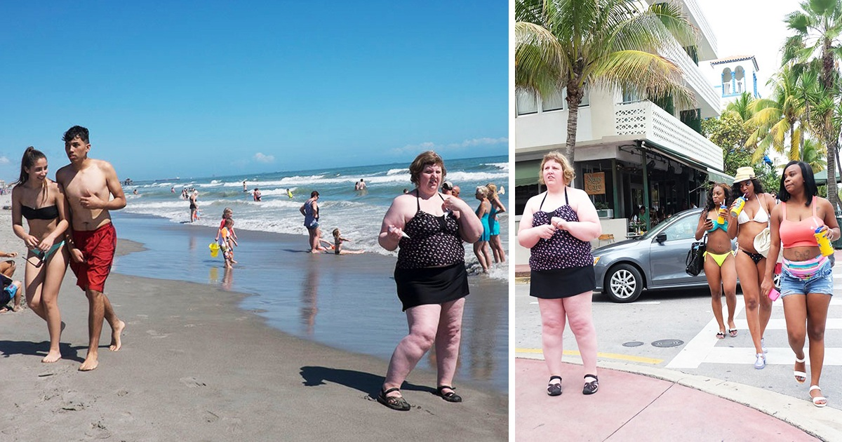 Woman Captures How Strangers React To Overweight People