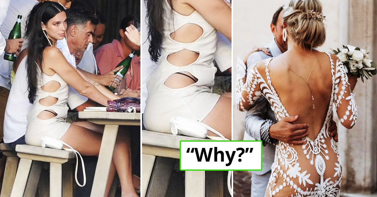 30 Hilariously Worst Dresses That Deserved To Be Shamed Online