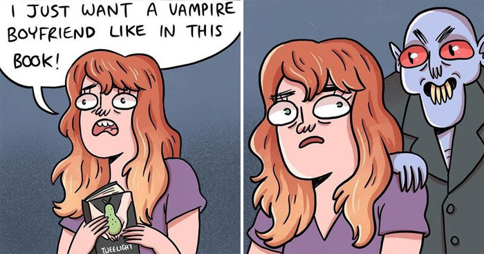 30 Hilarious Comics By Ruth Young With Sudden Twists