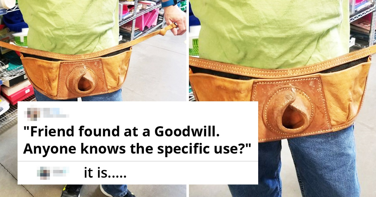 18 Objects That Look So Weird People Had To Turn To The Internet For Answers