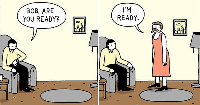 20 New Hilarious 'War And Peas' Comics With Unexpected Endings