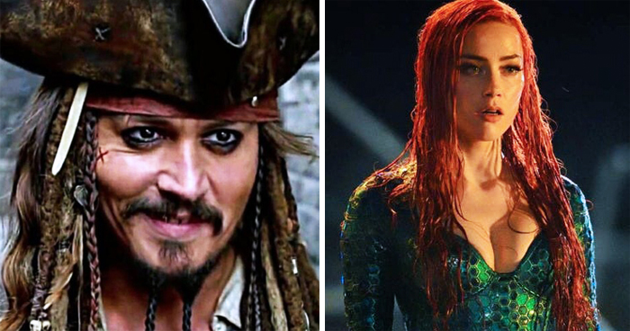 'Aquaman 2' Producer Shuts Down Johnny Depp Fans Over Pressure To Get Amber Heard Removed