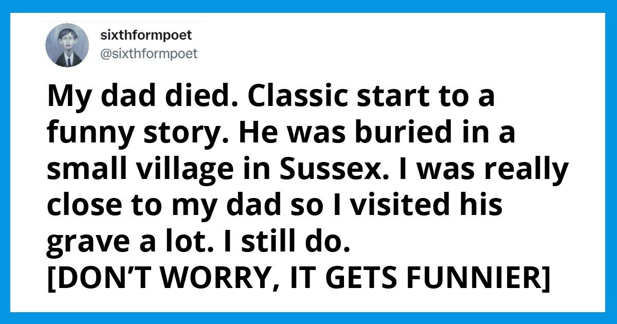 Man Shares How He Met His Wife In A Series Of Bizarre Tweets