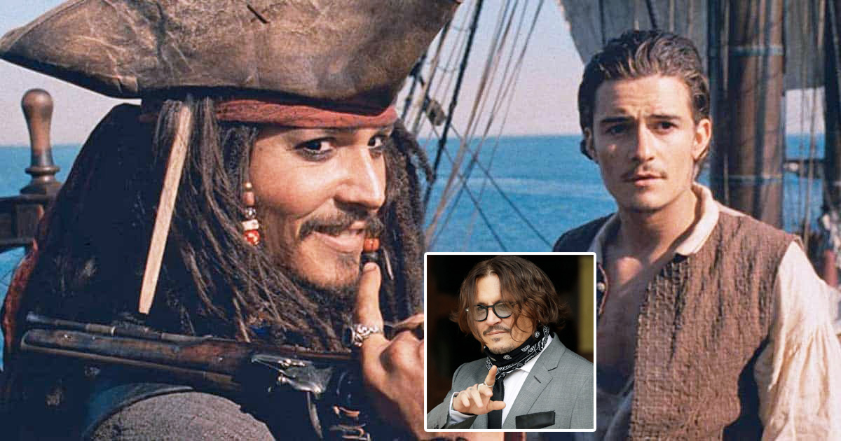 Johnny Depp Says He Will Be Happy To Reprise 'Captain Jack Sparrow' Role At Kids' Parties