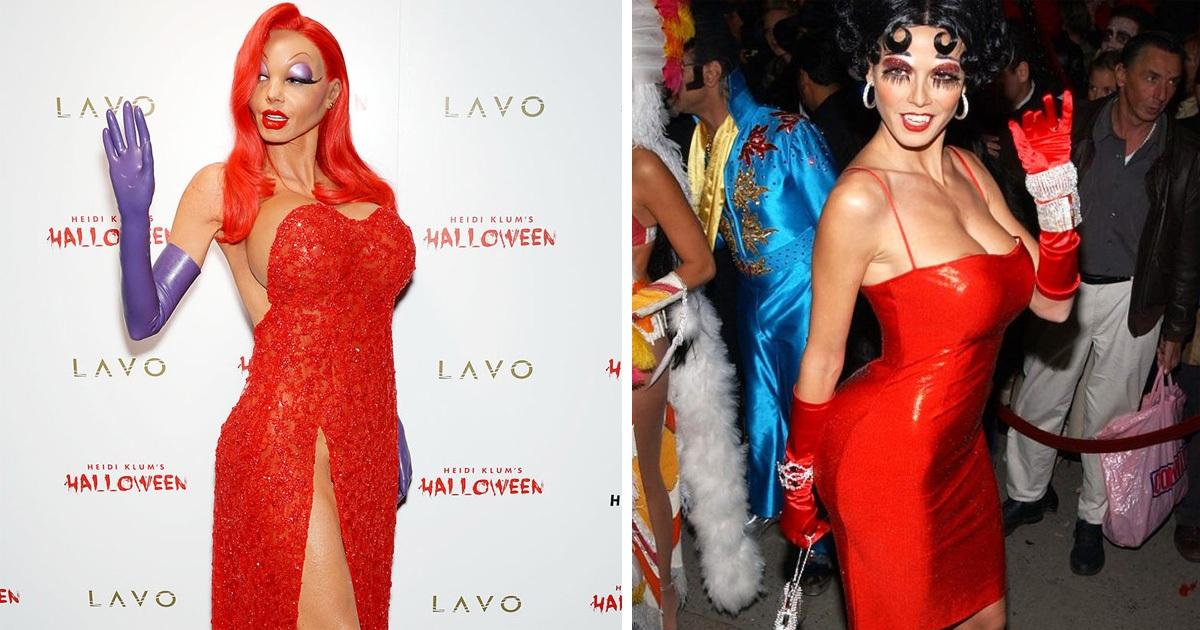 14 Times Heidi Klum Took Halloween Costumes To The Next Level