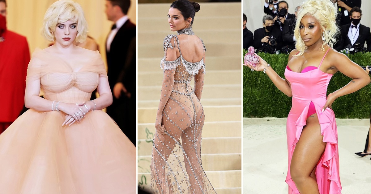 22 Of The Most Daring Outfits Stars Wore To The 2021 Met Gala