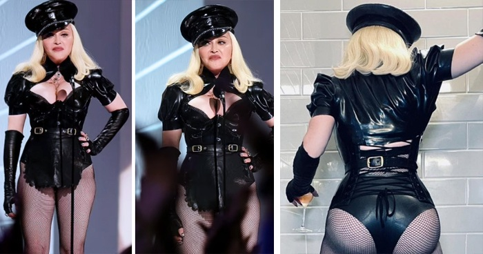 Madonna, 63, Shocked The 2021 MTV Video Music Awards With A Surprise Appearance