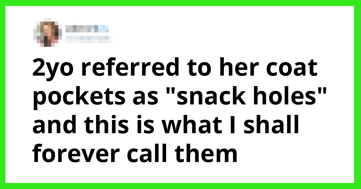 20 Hilarious Times Parents Left Stunned Because Of What Their Kids Told Them