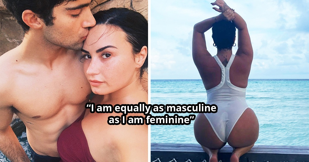 Demi Lovato Says 'They' Get Confused About Being Non-Binary