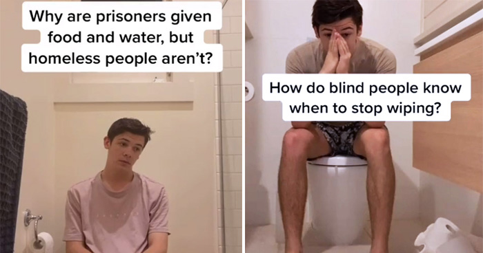 30 Best Shower Thoughts By A Guy Who Posts Once A Day