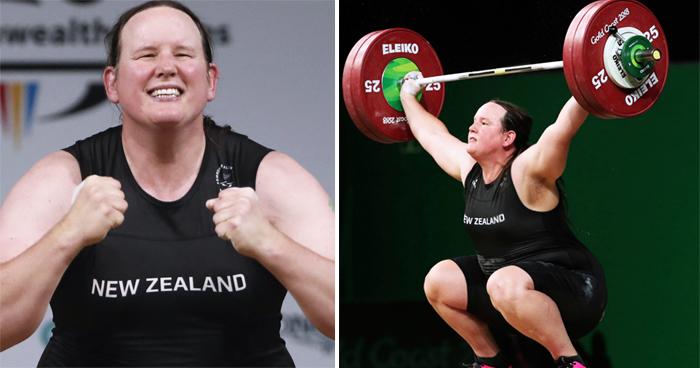 Transgender Weightlifter Laurel Hubbard Named Sportswoman Of The Year In NZ