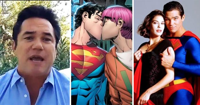 Superman Actor Dean Cain Slams DC Comics For Decision To Make Superhero Bisexual As 'Bandwagoning'
