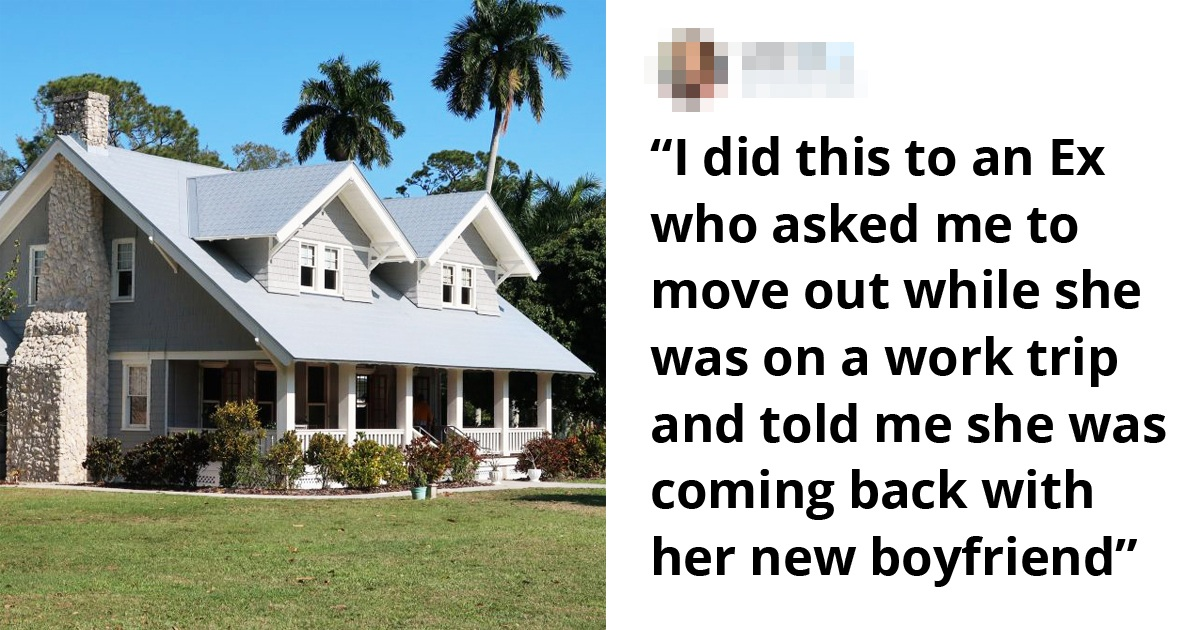 Cheating GF Moves In With New BF But Her Ex Has Prepared A Living Hell For Them For Just $100